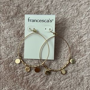 NWT Francescas Earrings